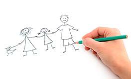 Psykologhjælp til børn hos Pia Woidemann